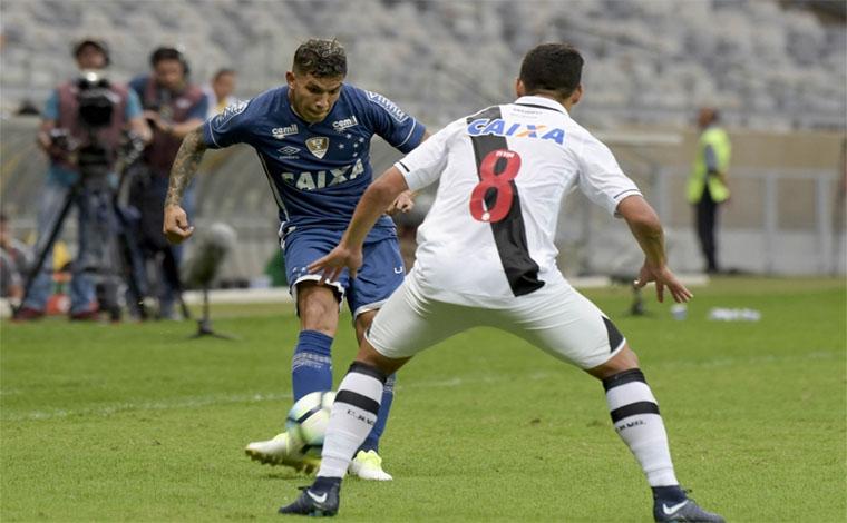 Cruzeiro completa contra o Vasco 150 jogos pela Libertadores