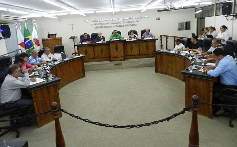 Câmara de Sete Lagoas inicia sessões ordinárias sob novo regimento interno
