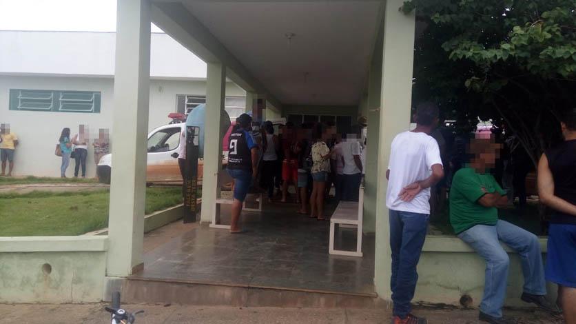 Tragédia: Homem mata família a golpes de machado em Santana de Pirapama