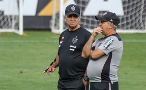 Marcelo Oliveira quer Galo focado em sua produção para vencer Brasileirão