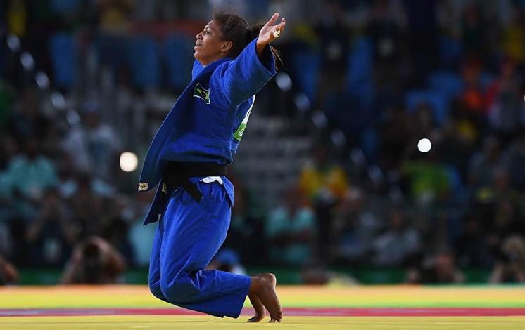 RIO 2016: Primeiro ouro para o Brasil vem do Judô