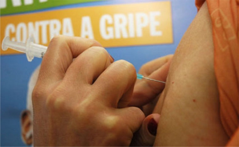 Vacinação contra a gripe começará em 23 de abril em Sete Lagoas