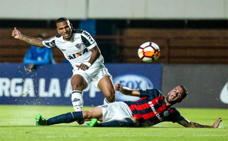 Galo estreia na Sulamericana com derrota para reservas do San Lorenzo