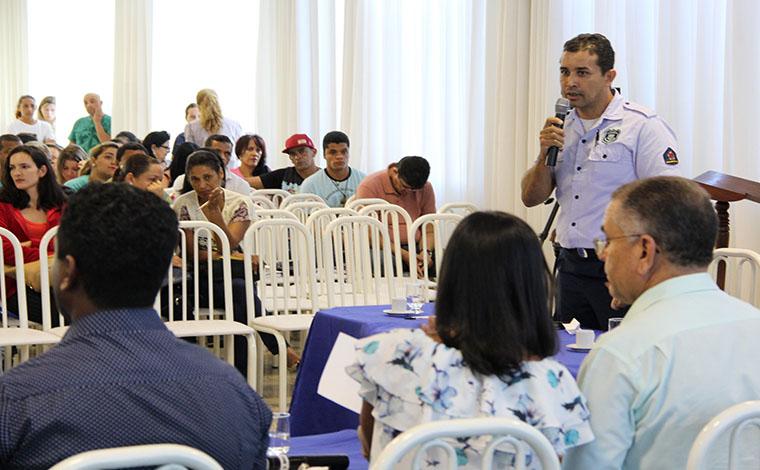 Câmara forma frente de trabalho para reforçar prevenção ao uso de drogas