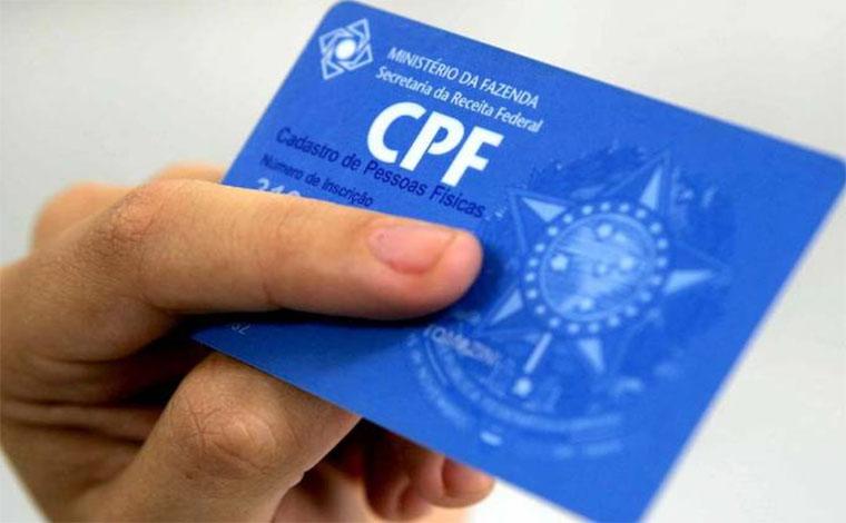 Caixa Econômica Federal deixa de prestar atendimentos relativos ao CPF