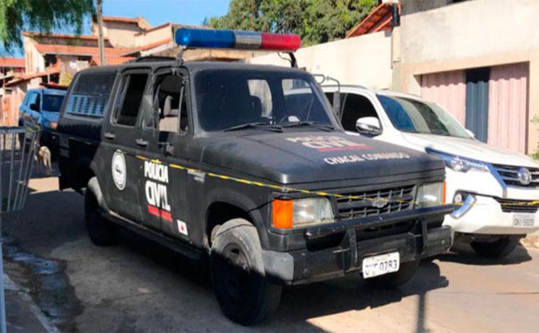 Foto: Ronaldo Araújo/ Por Dentro de Tudo - Bandidos eram investigados por crimes como roubos de carros, tráfico de drogas e homicídios; Dois criminosos conseguiram escapar durante a troca de tiros