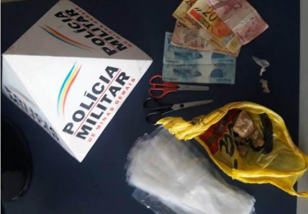 Giro Policial - Traficantes de crack são presos no Bairro Canadá