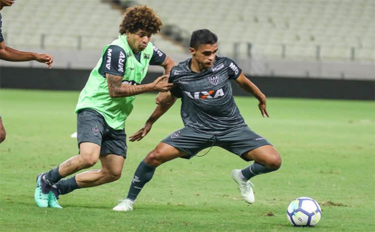 Galo quer classificação na Copa do Brasil com nova vitória sobre o Ferroviário