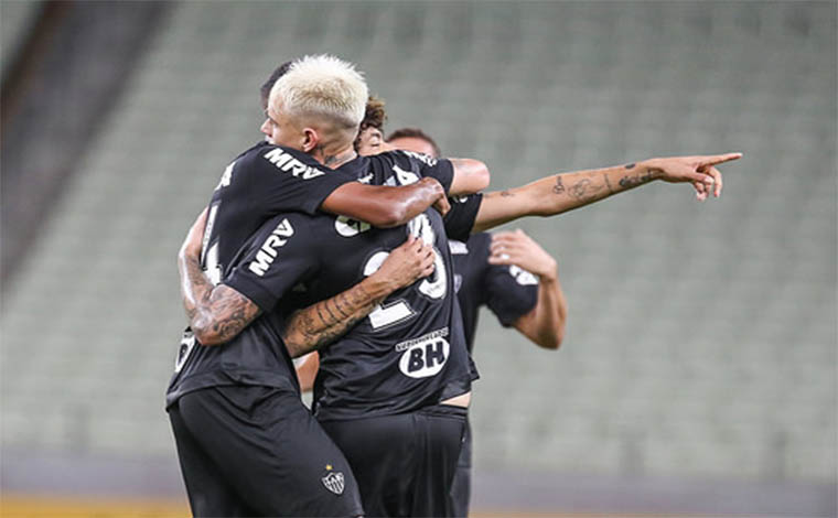 Galo empata com o Ferroviário e avança às oitavas da Copa do Brasil