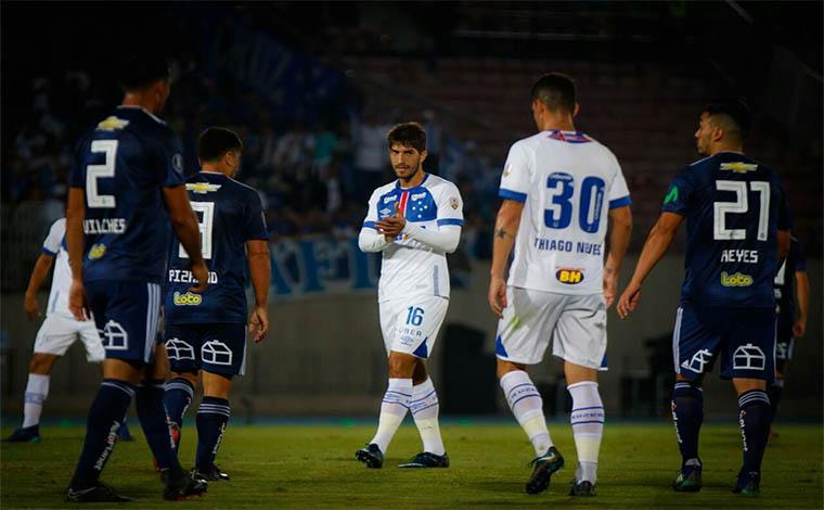 Com pouca inspiração, Cruzeiro empata sem gols mais uma vez na Libertadores