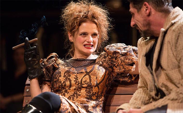 Foto: Divulgação - A atriz Denise Fraga participa de espetáculo na abertura da 5ª Temporada de Teatro de Sete Lagoas