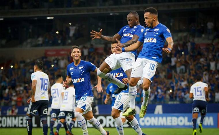 Goleada histórica sobre La U deixa Cruzeiro vivo na Libertadores