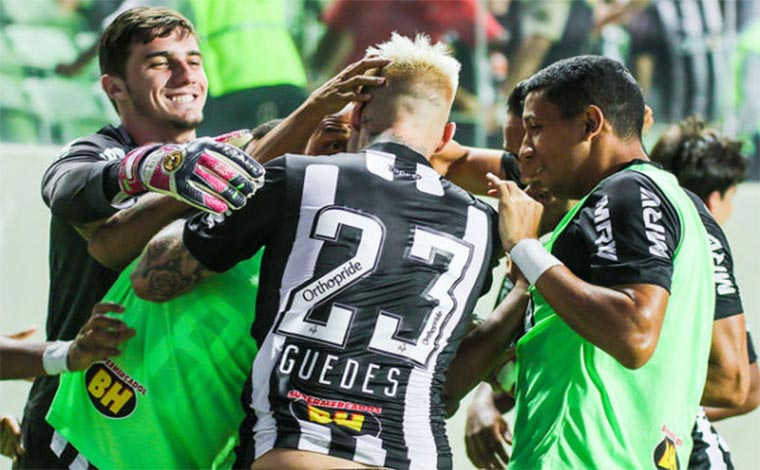 Galo vence o Corinthians e sobe na tabela de classificação do Brasileirão