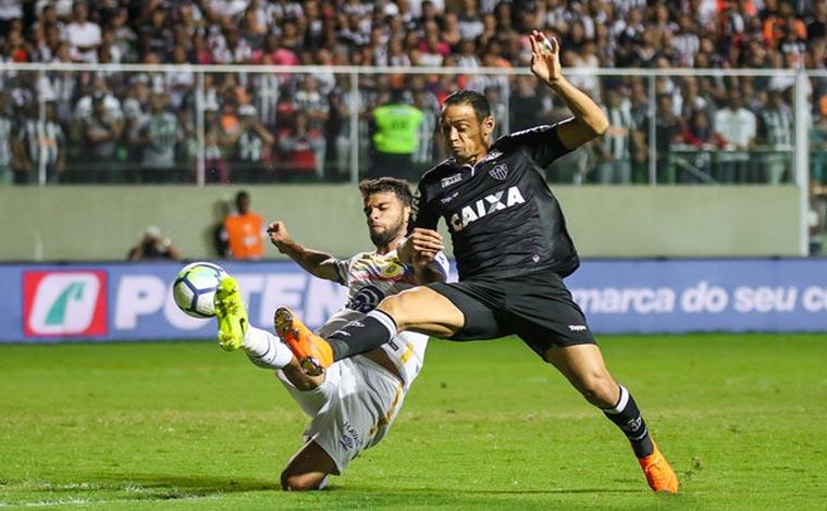 Galo empata primeira em casa contra a Chapecoense pela Copa do Brasil