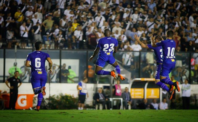 Foto: CEC - Com grande atuação de Sassá, time celeste impôs seu jogo e conseguiu outra sonora goleada, dessa vez no campo do adversário
