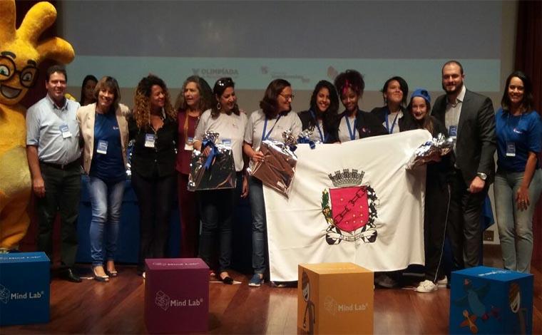 Estudantes da Escola Vasco Damião vão bem na Olimpíada de Raciocínio MindLab