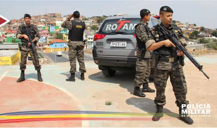 Deputado Douglas Melo assegura operações da ROTAM em Sete Lagoas