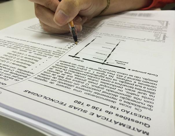 Fim de semana é o último para realizar testes na Hora do Enem