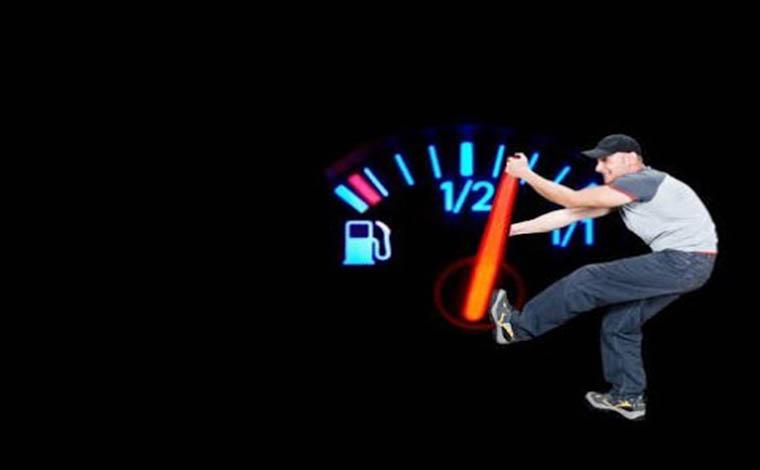 Foto ilustrativa - É possível economizar até 75% do combustível do carro simplesmente dirigindo de forma correta