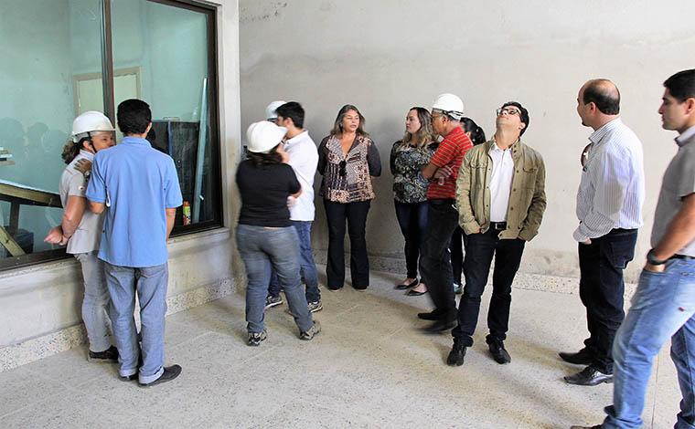 Obras do novo prédio da Câmara de Sete Lagoas já estão 70% prontas