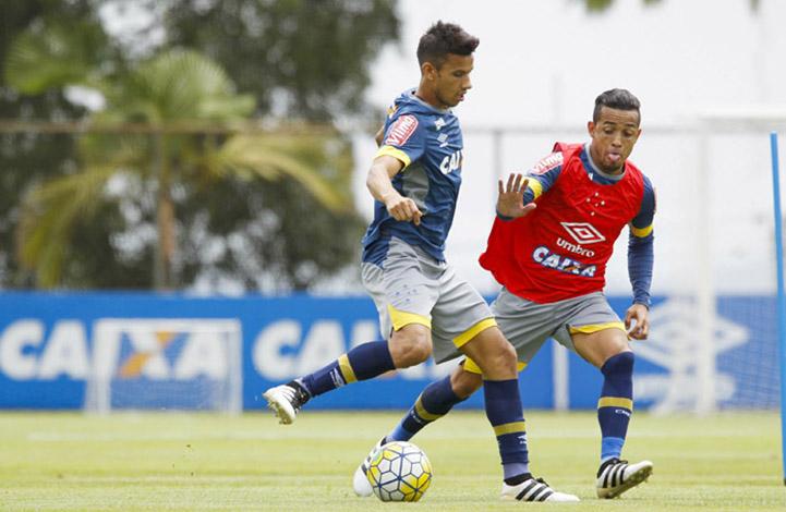 Cruzeiro joga pela quarta vitória seguida em casa