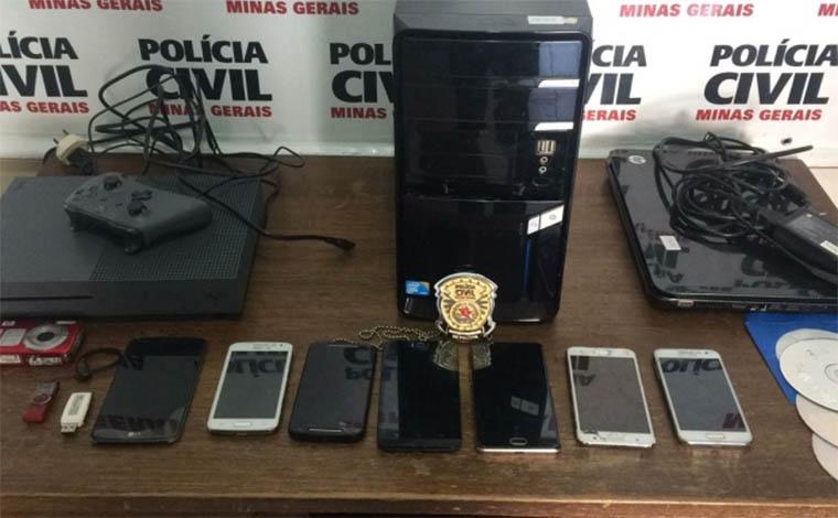Operação Luz da Infância II resulta na prisão de 21 pedófilos em Minas