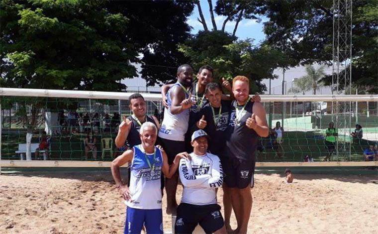 Academia Smel de Futevôlei terá seu primeiro campeonato oficial em julho