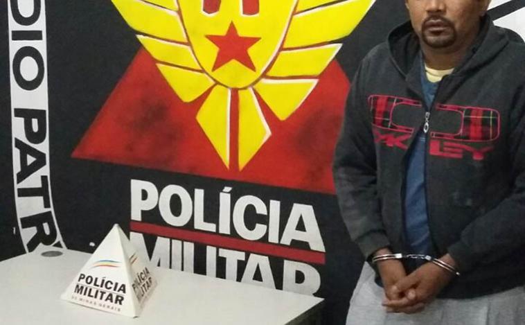 Força Tarefa prende um dos principais traficantes da região em Belo Horizonte