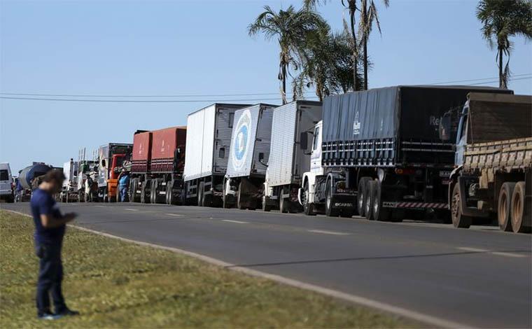 Pistas da BR 040 já estão liberadas em Ribeirão das Neves e Esmeraldas