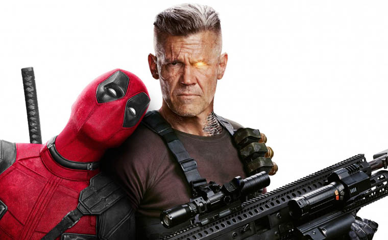 Destaque - Deadpool 2