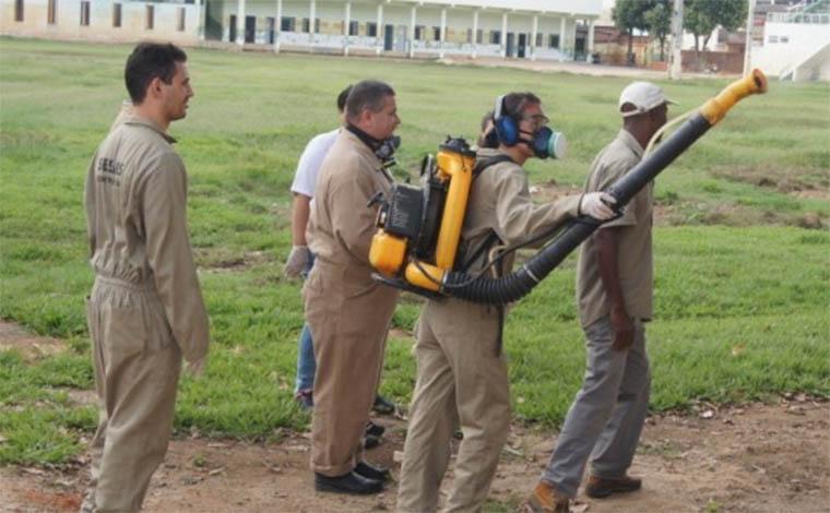 Foto ilustrativa: Candidatos concorrem a 574 vagas para agentes comunitários de saúde e de combate às endemias