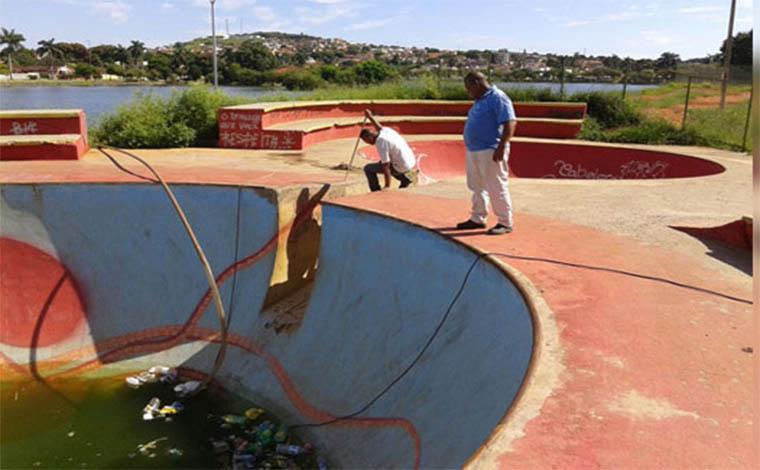 Parque Náutico da Lagoa Boa Vista terá novas pistas de skate e parkour