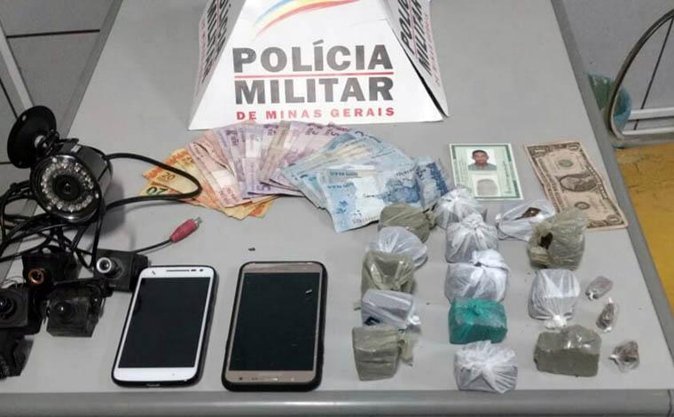 Giro Policial – PM prende traficantes e apreende menores com arma artesanal