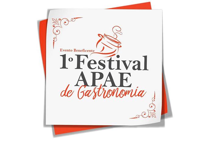 Ingressos para o primeiro Festival Apae de Gastronomia já estão à venda