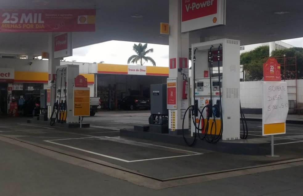 Sete Lagoas decreta situação de emergência pela falta de combustível