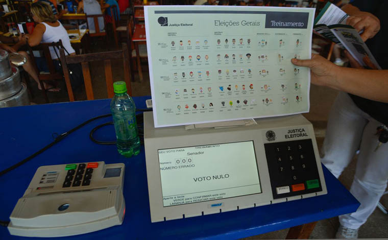 STF deve julgar em junho uso de voto impresso nas eleições