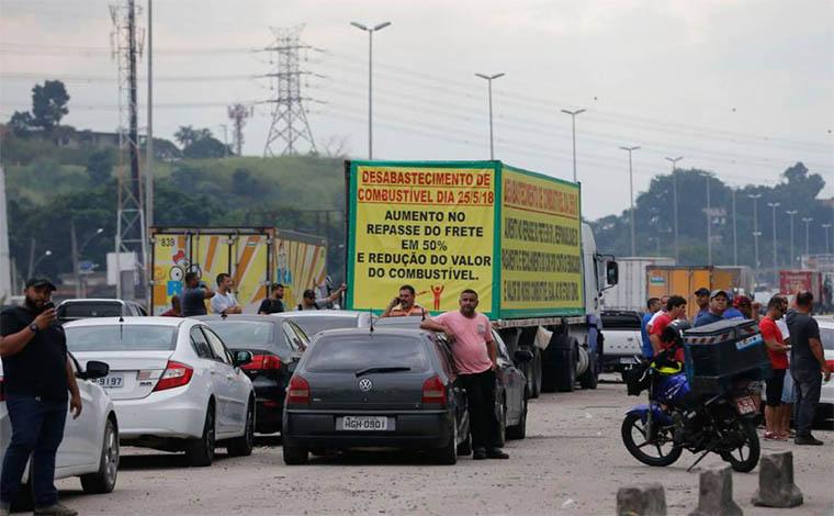 Governo diz que acordo para redução do diesel custará R$ 9,5 bilhões