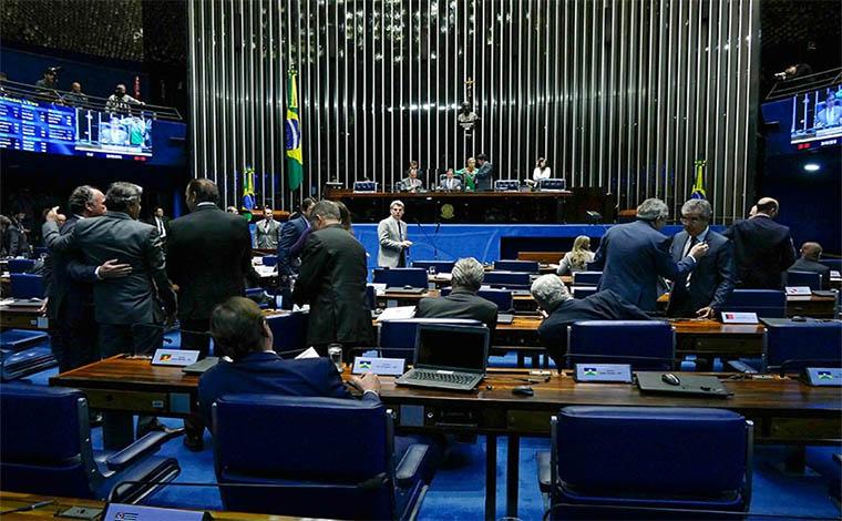Senado aprova urgência para projeto de isenção tributária do diesel