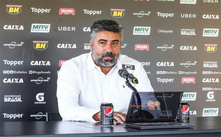Gallo esclarece situação de Otero e desmente especulações sobre Guedes