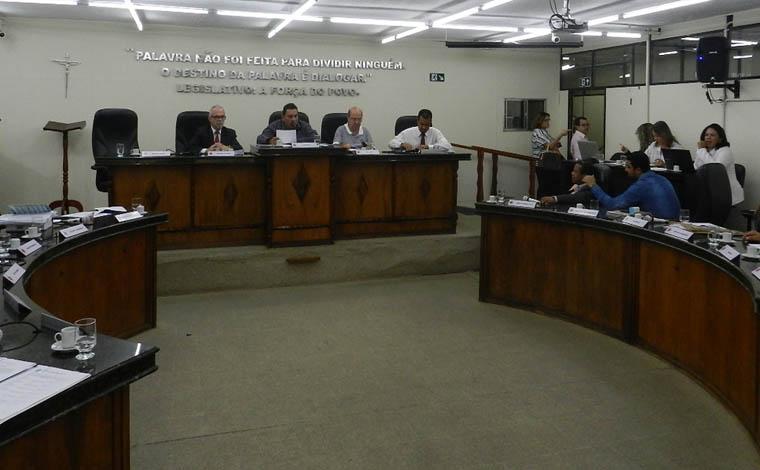 Sem atritos, Câmara de Sete Lagoas aprova extensa pauta de votações