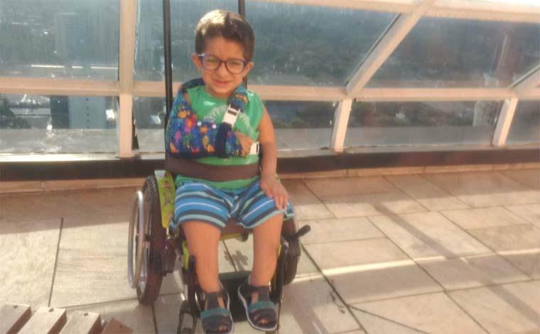 Sete Lagoas terá mais um evento em prol do tratamento do garoto Miguel Caldeira