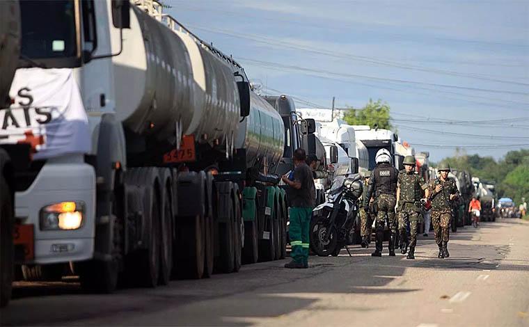 Congresso deve apreciar demandas de caminhoneiros nesta semana