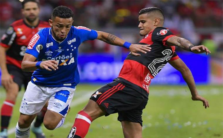 Flamengo será o adversário do Cruzeiro nas oitavas de final da Libertadores