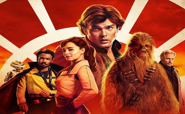Destaque - Han Solo: Uma História Star Wars