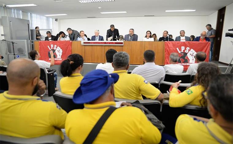 Trabalhadores dos Correios vão à ALMG denunciar precariedade e demissões