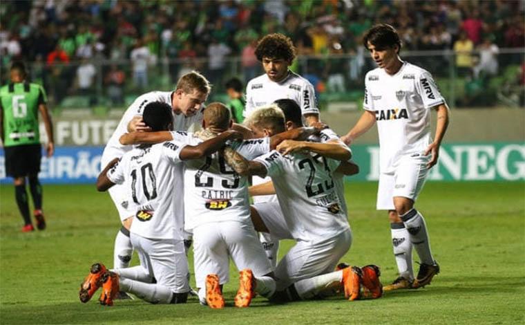 Galo vence Coelho e sobe na tabela de classificação do Brasileirão