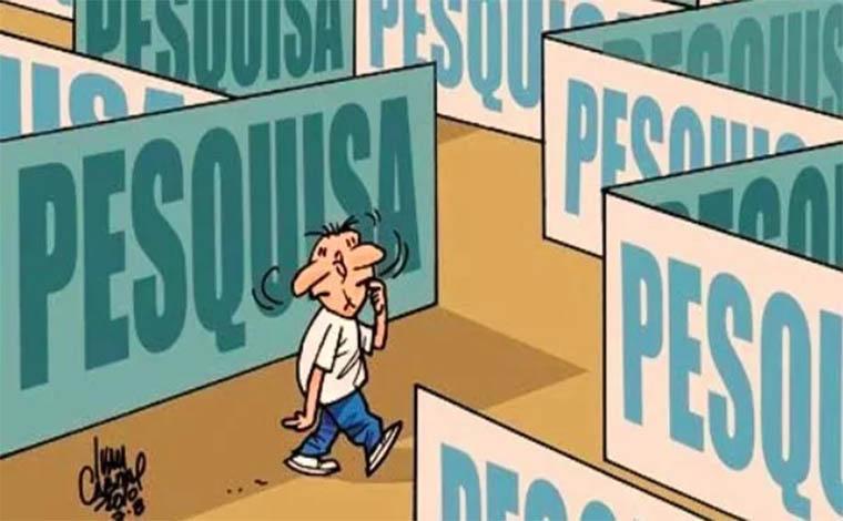 Sebastião Orlando - Pesquisa e mercado eleitoral