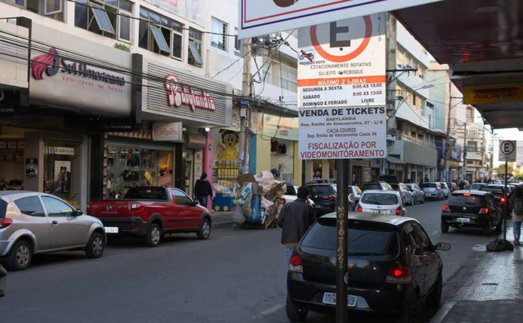 Autor de assaltos a várias lojas do Centro de Sete Lagoas é preso pela PM