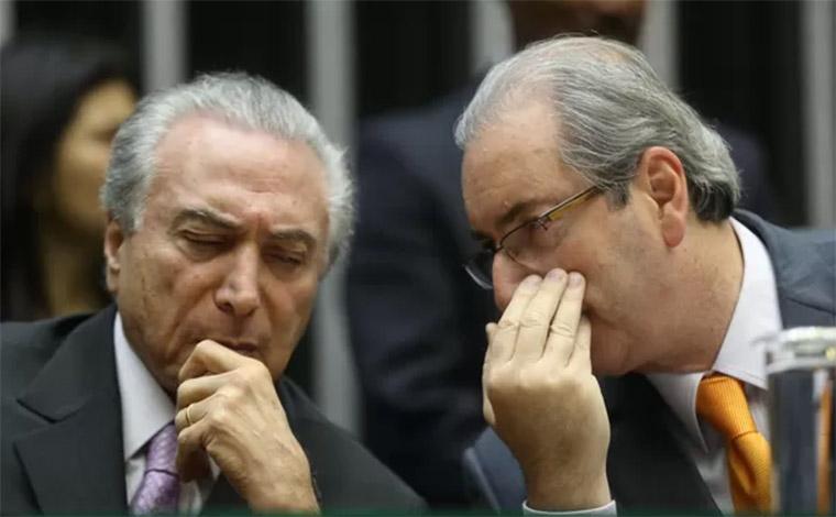 Relatório da PF atribui a Temer compra de silêncio de Cunha no caso JBS