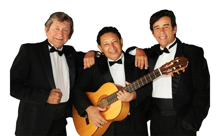 Trio Irakitan apresenta seus sucessos em Sete Lagoas neste sábado
